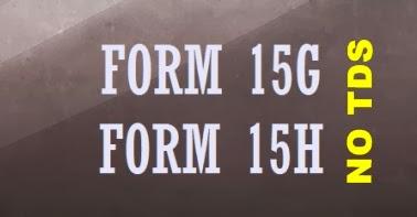 Form-15G-Form-15H
