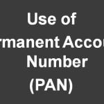 When do you need a PAN Card?