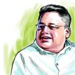 Rakesh Jhunjhunwala hikes stake in Escorts, Rallis