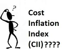 Cost Inflation Index Chart New Table – 2001 to 2018 2019 – For
