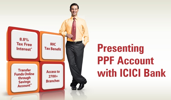 How To Open Ppf Account Online At Icici Bank Wealth18 Com