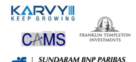 [How to] get Consolidated Account Statement for all Mutual Funds from KARVY + CAMS + FTAMIL + SBFS