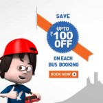 ICICI Bank NetBanking / Debit Card / Credit Card Offers on Bus Ticket Booking