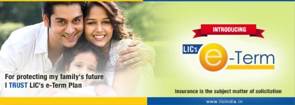 LIC Term Assurance Plans