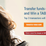 Free Lenevo TAB Offer with ICICI iMobile Fund Transfer