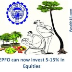 EPFO will invest 5% of its corpus in Stock market / Equities ETF