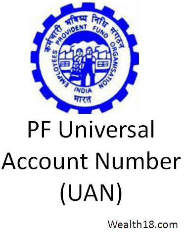 How To Activate Or Check Pf Uan Status Online Wealth18 Com