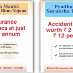 Pradhan Mantri Suraksha Bima Yojana (PMSBY), Pradhan Mantri Jeevan Jyoti Bima Yojana (PMJJBY) – Details & Review