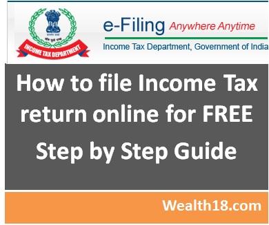 free-itr-filing-online