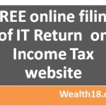 How to File Income Tax return (ITR) online for FREE (using excel upload)