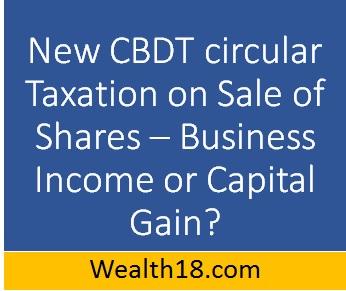 taxation-shares
