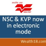 NSC, KVP to be issued in electronic form (e-mode)