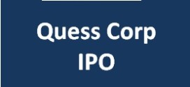 Quess Corp IPO – Oversubscribed 144 times – Allotment Date and Status, Listing Date, Price