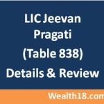 LIC Jeevan Pragati Policy (Table no. 838) – Plan Details and Review