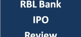 RBL Bank IPO – Ratnakar Bank IPO – Review, Details, Opening date, Price