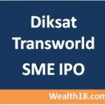 Diksat Transworld SME IPO  – Details & Review