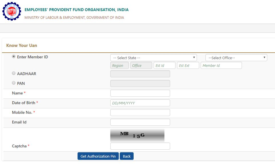 How to activate or check PF UAN status online – Wealth18 com