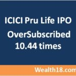 ICICI Prudential Life IPO Oversubscribed 10.44 times on last day