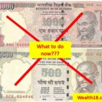 Rs 500, Rs 1000 notes illegal now – What to do ? How to exchange ?