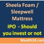 Sheela Foam IPO Review – Sleepwell Mattress IPO Details, Opening Date