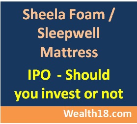 sheela-foam-ipo-review