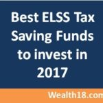 Best ELSS Tax Saving Mutual funds to invest in 2017 – Top Performing