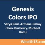 Genesis Colors IPO  Details & Review – Opening date, Price Band, Opening Price