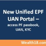 New Unified EPF UAN Portal – access PF passbook, UAN, KYC etc