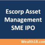 Escorp Asset Management – SME IPO – Details & Review, Subscription, Allotment, Price, Listing