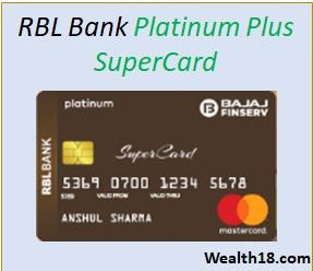 Rbl Bank Platinum Plus Supercard Credit Card Review