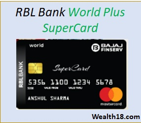 Rbl Bank World Plus Supercard Credit Card Review